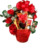 Love FORE You Gift Basket