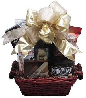 GOURMET CLASSIC GIFT BASKET