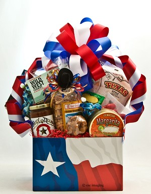 LONE STAR GIFT BASKET
