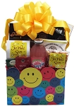 GET WELL SMILES BASKET