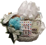 HAPPY FEET SPA BASKET