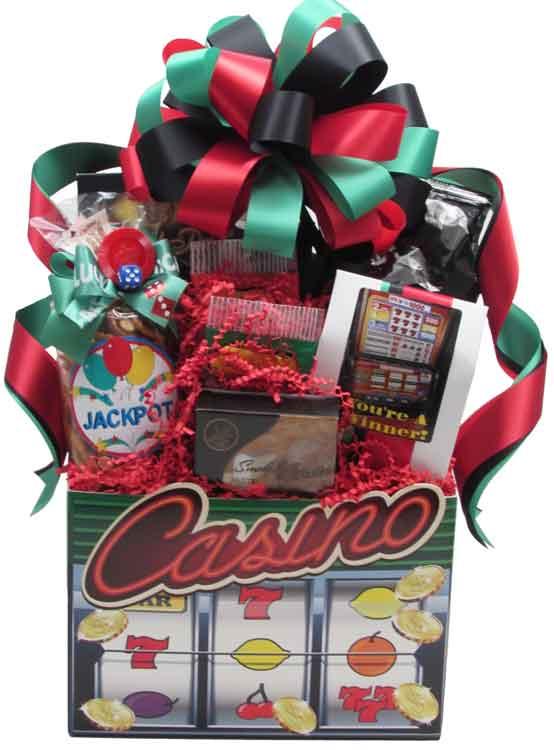 Lucky Bet Gift Basket