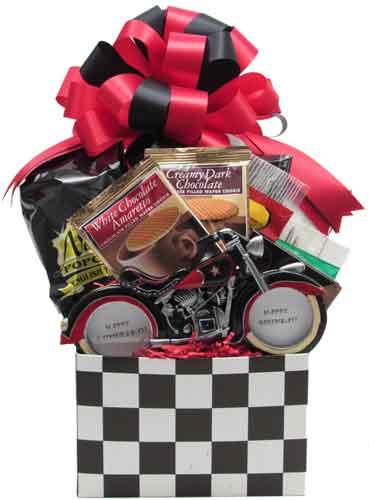 Motorcycle Papa Basket
