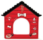 DOG HOUSE PHOTO FRAME