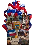TEXAS SCENES BASKET
