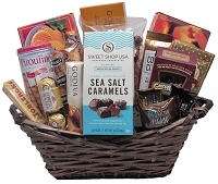 All Things Chocolate Gift Basket