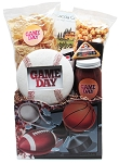 Game Day Sports Gift Basket