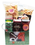 Go Team Sports Gift Basket