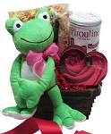 You're UnFROGettable Gift Basket