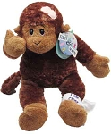 Plush Get Well Chipper Chimp