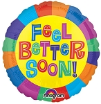 Feel Better Soon Balloon
