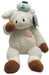 Plush Get Well Lucky Lamb