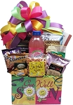 Get Well Soon Gift Basket (2 Sizes)