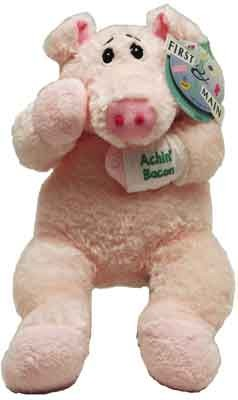 Plush Get Well Peppy Pig