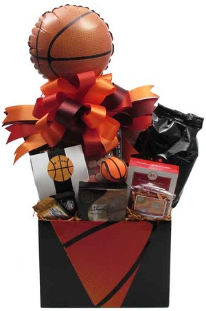 Basketball Gift Basket