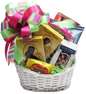 Easter Treats Gift Basket